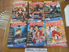 LOT MANGA ** SHOGUN Mag  2 3 4 5 6 7 ** 2006 2007