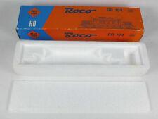 ROCO SCATOLA VUOTA 04168a E-Lok BR 194 035-2 coccodrillo imballaggio VUOTO EMPTY BOX #2