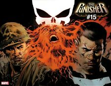 PUNISHER #15 GUICE IMMORTAL WRAPAROUND VARIANT - RELEASE DATE 04/09/19