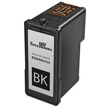 Remanufactured Lexmark #14 / 18C2090 Black Ink Cartridge for