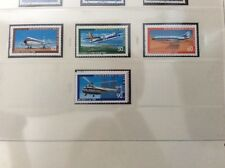 Berlin 1980.   Aviation history set of 4 unmounted  mint stamps