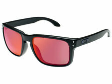 Oakley Holbrook MLB New York Yankees Men's Sunglasses - Matte Black/Prizm Field