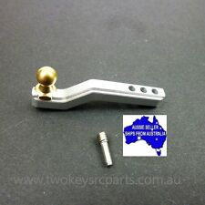 Tow Bar - Alloy & Brass Drop Hitch Receiver for Traxxas TRX-4 & others? 1:10 RC