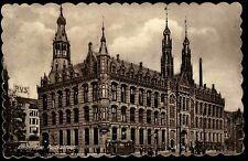 Amsterdam Niederlande Holland Netherland 1928 s/w AK mit Postkantoor Straßenbahn