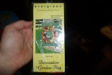 """New listing Fall Floral Wreath Autumn garden Flag style #14S2103 12.5"""" x 18"""""""
