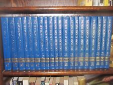 THE NEW BOOK OF KNOWLEDGE ENCYCLOPEDIA COMPLETE 20 SET HARDCOVER BOOKS LIBRARY