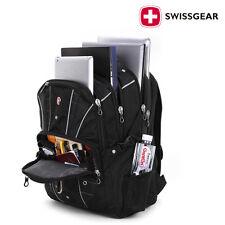 Swiss Gear 17.3 Inch Backpack Waterproof Traveling Bag Camping Hiking Rucksack