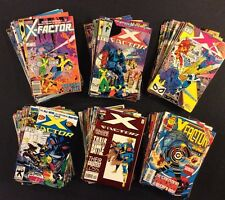 X-FACTOR #1-149+ Comic Books COMPLETE #5, 6 Apocalypse 24 Archangel VF Marvel