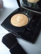 CHANEL FACETTES D'OR Aztec Mat Satin GOLD FEVER New No Box Lid Doesnt Click Shut