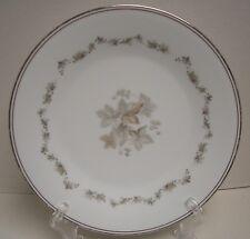 "Vintage Noritake Bone China Entree Plate, ""Woodley"" #6783, GUC"
