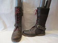 Timberland Zip Block Heel Mid-Calf Boots for Women