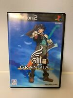 Grandia III - PlayStation 2 / PS2 Japan import