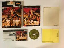 CLOSE COMBAT PC BIG BOX MICROSOFT ITALIANO CD-ROM WINDOWS 95