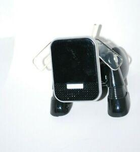 Hasbro Black I-Dog Dance Interactive Music Speaker with Movement & Lights -