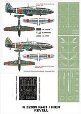 MONTEX K32099 Kawasaki Ki-61 I Hien (Revell) 1:32