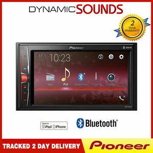"Pioneer MVH-A210BT 6.2"" Touch Screen Bluetooth Car Stereo Radio iPod iPhone USB"