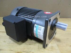 Sesame Motor Chip Auger G11V100U-3 3 Phase 230V/460V Ratio 1:3