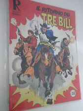 COLLANA RODEO ed. Araldo 1976 I Tre Bill n. 114  /LC/