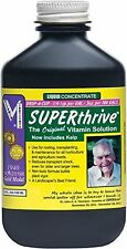 Non Toxic Superthrive Vitamin Solution Builds Strong Root Base for Plants 4oz