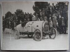 Photo Argentique Voiture Course Auto Vers 1920/30