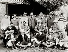 1906 INDIA,  BRITISH ARMY POLO TEAM Photo  (184-y)