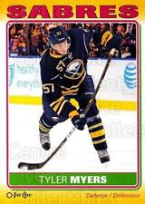 2012-13 O-Pee-Chee Stickers #13 Tyler Myers
