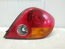 HYUNDAI TIBURON 2003 2004 PASSENGER SIDE RIGHT TAILLIGHT OEM