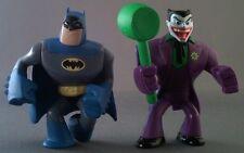 BATMAN THE BRAVE and THE BOLD Collection_Action League_BATMAN vs. THE JOKER figs