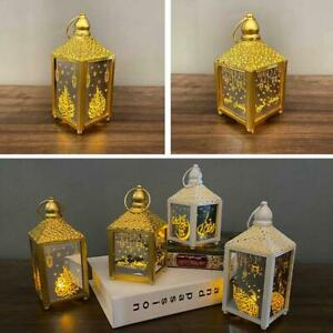 Elegant Square Ramadan Hanging Eid Mubarak Element Light Eid Ramadan Lamp NICE
