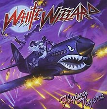 White Wizzard - Flying Tigers [CD]
