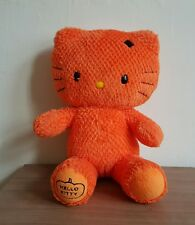 "Build A Bear limited edition Halloween Hello Kitty 16"" Soft Plush Toy - VGC"