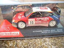 CITROEN XSARA WRC 2003 RALLY DE MONTECARLO  CARLOS SAINZ