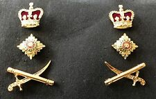General Rank, Officer Crowns & Stars & Sword Batons, Generals, Army, Military
