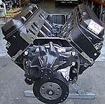 454 Gen VI Chev marine long motor 400hp - suit Mercruiser OMC Volvo Penta