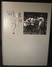 What Day is It? Evergeen, The 2001 Durham Academy Yearbook (North Carolina)