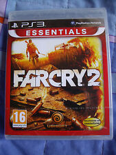 Far Cry 2 - Ps3 Playstation 3 - Nuevo, Precintado - Edicion España