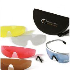 Top Gun Premier Plus Safety Shooting Glasses & Perscription Lens Adaptor