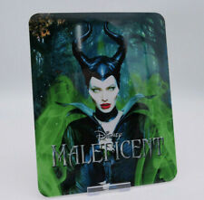 MALEFICENT - Glossy Bluray Steelbook Magnet Magnetic Cover (NOT LENTICULAR)