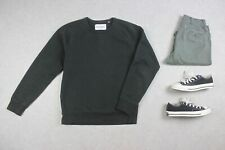 Our Legacy - Sweatshirt Jumper - Dark Green - 50/Large