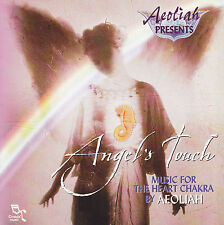 Aeoliah-CD-Angel 's touch-Music for the Heart Chakra by Aeoliah