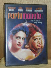 """Party Monster (DVD, 2004, """"Disco Ball"""" Packaging)"""