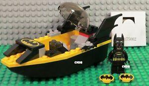 Lego Juniors DC Comics Mr Freeze 10737 BATBOAT and BATMAN minifigure *ONLY* boat
