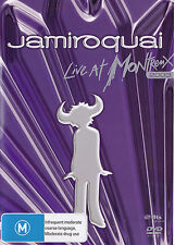 JAMIROQUAI Live At Montreux DVD R4 - PAL