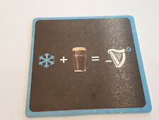 Guinness - Extra Cold   - Beer Mat
