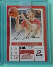 2017-18 LAURI MARKKANEN Contenders College Ticket Bulls RC Rookie AUTO QTY