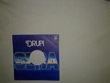 """Drupi  – Sera - Copertina Forata Per Disco Vinile 45 Giri 7"""" ITALIA"""
