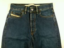 S415 Italy made DIESEL denim jeans pants trousers 29x34 long, excellent cond!