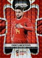 2018 Panini Prizm World Cup Soccer Prizms Red Mosaic Refractor (Pick Your Cards)