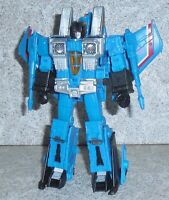 Transformers Earthrise War For Cybertron THUNDERCRACKER Complete Voyager Jet Wfc