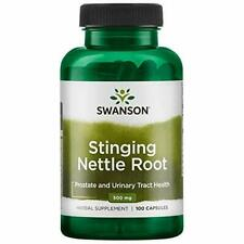 Stinging Nettle ROOT - 500mg - 100 CAPSULES - (Urtica dioica) - High Strength
